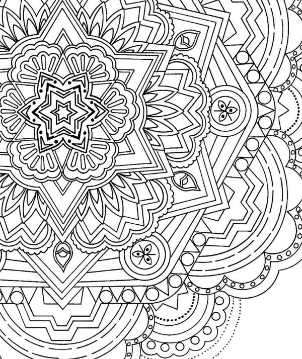 Mandala Bk Sample Closeup