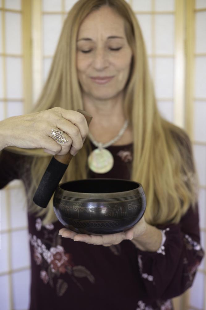 Daeryl holding bowl
